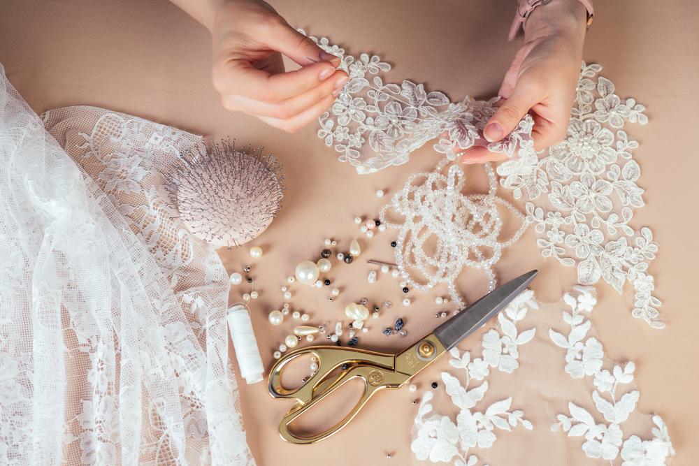 Brautkleid selber nähen