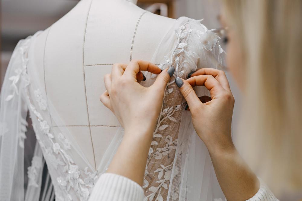 Brautkleid Nähen