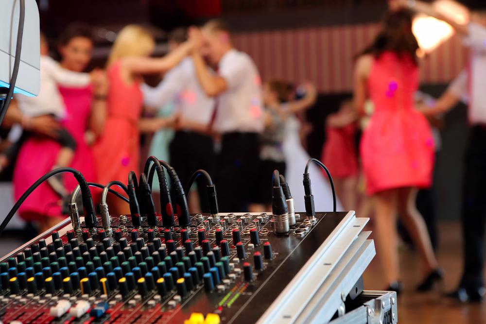 Gäste Hochzeit Tanzen