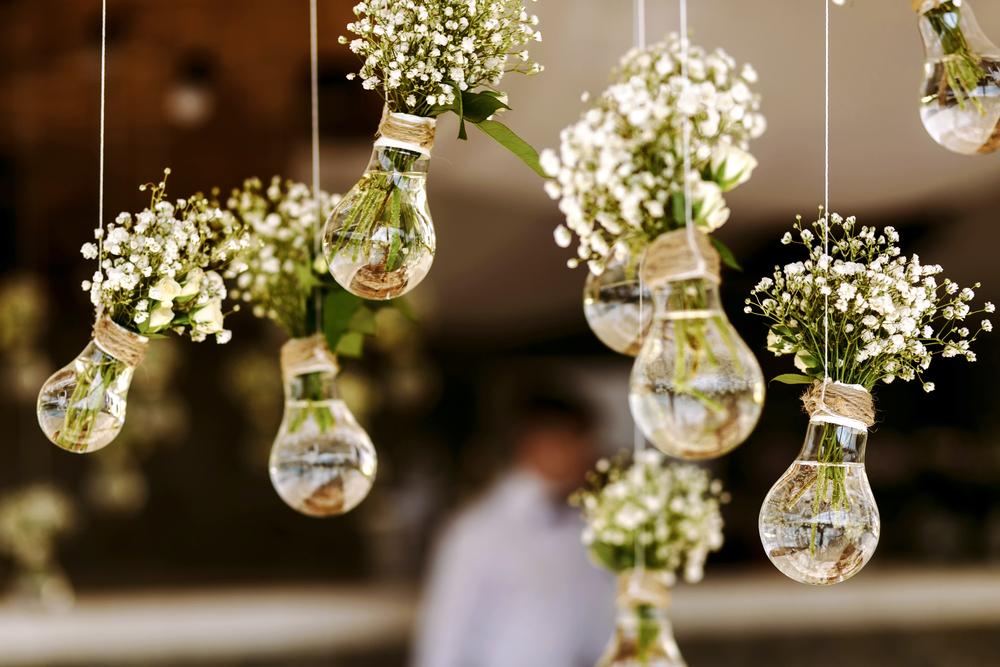 Hochzeit Dekoration Feier