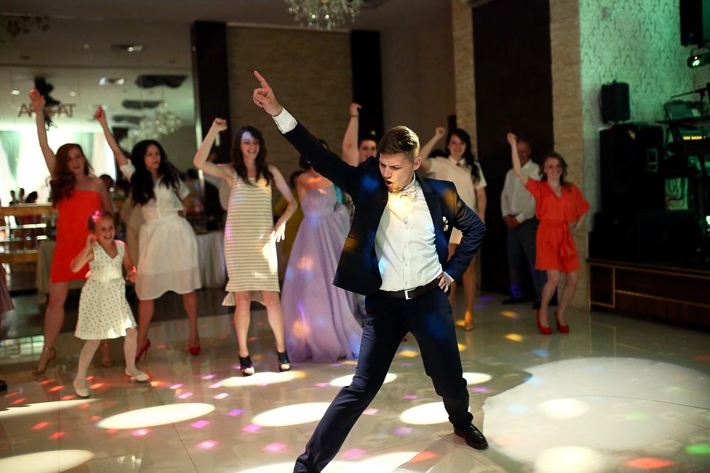 Tanzspiel Hochzeit