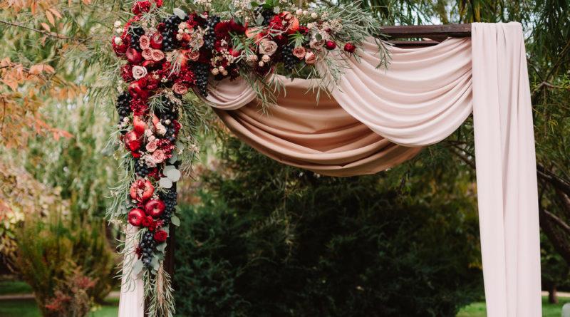 Farbauswahl Hochzeit