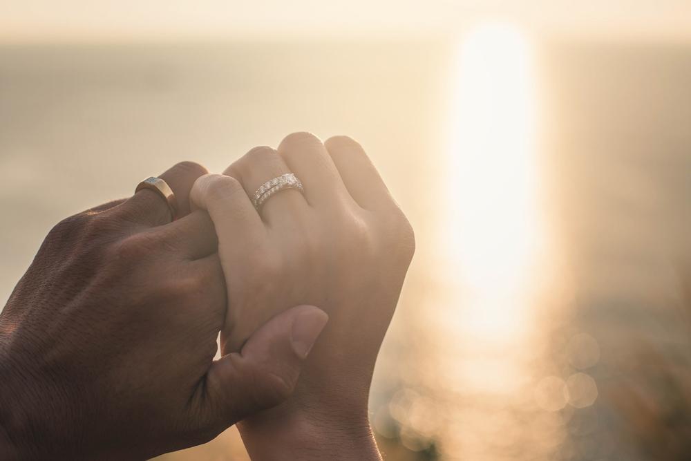 Jubiläum Verheiratet